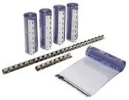 Kit de rideau à bandes PVC