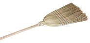 Balai en paille de riz