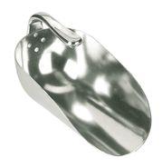 Pelle à grains aluminium