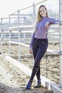 Pantalon d'équitation Softshell Tilda