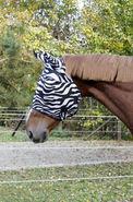 Masque anti-mouche Zebra
