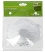 Masque pour poussière fine FFP1 NR D avec soupape