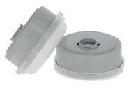 Paire de filtres de rechange pour masque de protection respiratoire