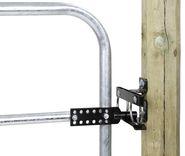 Clapet pour portail de clôture