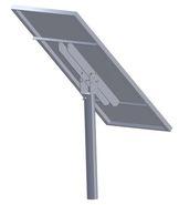 Tirant d'ancrage pour panneau solaire 100watts