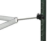 Solution d'angle ruban pour piquet T-Post