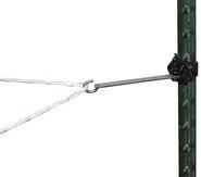 Solution d'angle cordon pour piquet T-Post
