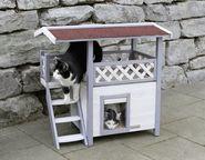 Maison pour chat Logde Ontario