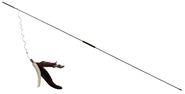 Canne à pêche pour chat XXL