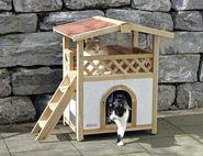 Maison pour chat Tyrol Alpin