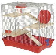 Cage pour petit rongeur Hamster 12