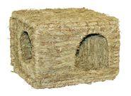 Maison en herbe pour rongeur XL