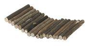 Passerelle en bois pour petit rongeur